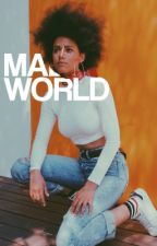 MAD WORLD ( ROSITA ESPINOSA ) by -coexisting
