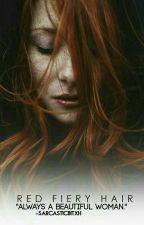 Red Fiery Hair by heartymaori