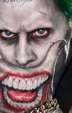 Joker imagines by Pandalion23