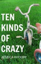 Ten Kinds of Crazy by AuthorJessicaKhoury