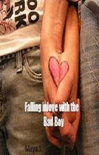 Falling in Love with the Bad Boy by Mayaauh