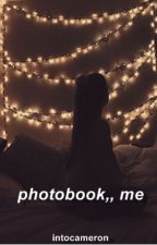 photobook; me. by intocameron