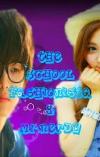 The School Fashionista and Mr. Nerdy by Domo_08