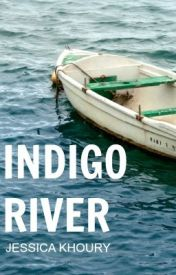 Indigo River by AuthorJessicaKhoury