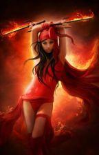 Pethrova Fire by Phoenix124455