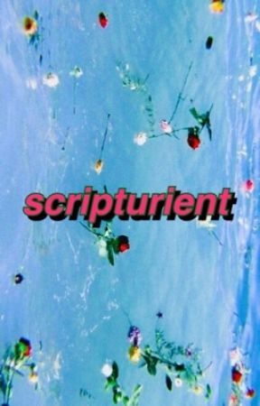 scripturient//poetry by perfectstars