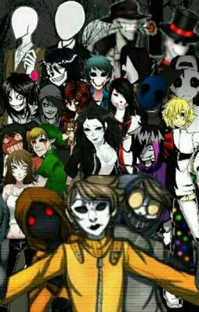 creepypastas  by -cristhal