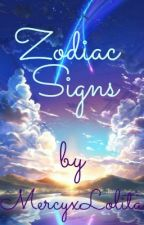 Zodiac Signs by MercyxLolita