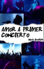 AMOR A PRIMER CONCIERTO|| Mario Bautista by bauftbautisters