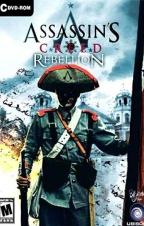 Assassin S Creed Rebellion Chapter 3 Wattpad