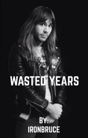 Wasted years | Bruce Dickinson by ironbruce