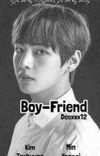 [Boy]-Friend ; TAEGI by Deexxx12
