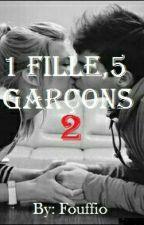 1 Fille, 5 Garçons. 2 by Fouffio