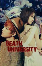 Death University|mn.yoongi| by babehyun_
