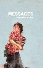 Messages | Sean Lew by Nightimeluke