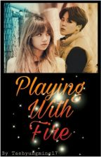 Playing With Fire (Lisa Blackpink   Jimin BTS) fanfic ✔ [Completed] by taehyungmine17