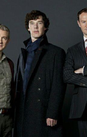 Male Reader x Sherlock Holmes Character - Sickness (John H