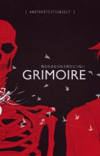 [KnB] Grimoire by AnotherTestSubject