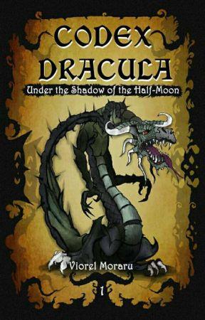 Codex Dracula: Under the Shadow of the Half-Moon (comic book) by ViorelMoraru