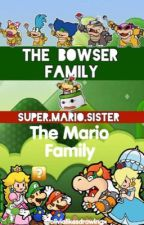 The Mario Family by Super_Mario_Sister