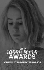 HARRY POTTER AWARDS 2k17 by underratedawards