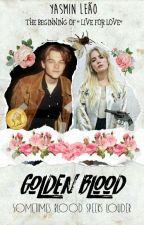 Golden Blood by injoshbed