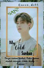 My Cold Sunbae ✔Mark Tuan by dmr_06