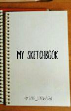 My Sketchbook by Jade_Copenhagen