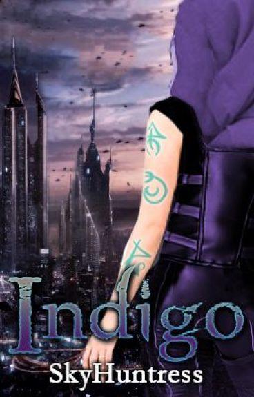 Indigo (NaNoWriMo13) by Skyhuntress