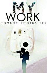 My work 📷  by tomboy_footballer