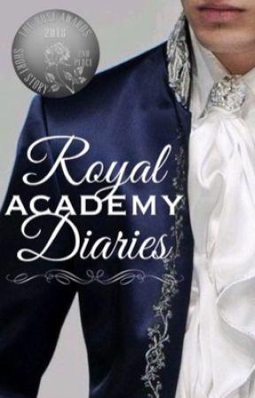 Royal Academy Diaries ✧ Book I by Jacklyn_Reynolds