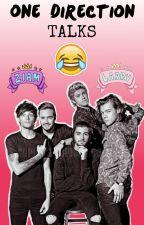 One Direction talks || Ziam & Larry by khjuju