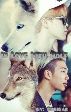 In love with wolf by GeriBae