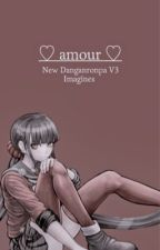 ♡ Danganronpa V3 x Reader One Shots ♡ [REQUESTS CLOSED] by younaga