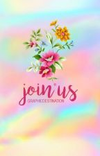 » join us ❝open❞ by GraphicDestination