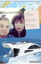 THE BOAT TRIP: Stampy And Squid // COMPLETE by Amy-is-me