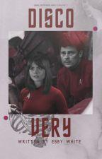 Discovery [2] | Leonard McCoy | by EbbyWhite_Avenger7