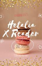 Hetalia x reader  by kagadork