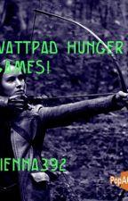 Wattpader hunger games! by vienna392
