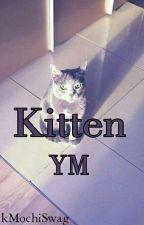 Kitten ⇨YoonMin⇦ by Volk_MCS
