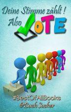 #BestOfAllBooks - Voting by BuchSucher