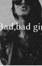 Bad,Bad Girl by pinkezuckerfee