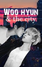 Woo Hyun & the city [GyuWoo] by camisummertime