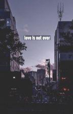 Love Is Not Over | jjk + pjm a.u by sexxsoo