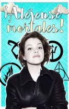 ¡Aléjense Mortales! [Chistes, Memes Y Frases Sobre Libros] by JamilaGabrielaZambra