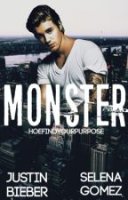 Monster [Sequel To Midnight, Jelena] by HoeFindYourPurpose