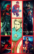 Marvel/DC Imagines by AsterousFangirl