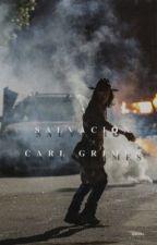 Salvation |Carl Grimes| 2#ECG by queenxgrimesx