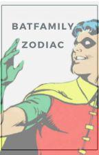 Batfamily Zodiaco by Anto_M_M
