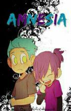 Amnesia -Bonbonnie (FNAFHS) by cholatekawaii